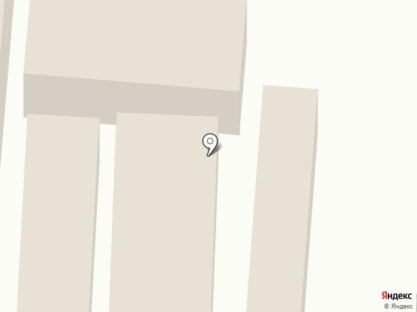 Магазин мясных изделий на карте Комсомольска-на-Амуре