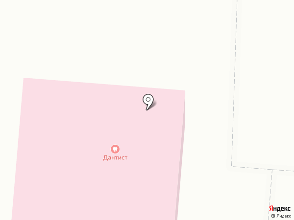Дантист на карте Комсомольска-на-Амуре