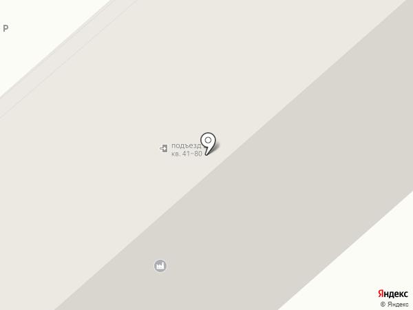 Котёнок Гав на карте Комсомольска-на-Амуре