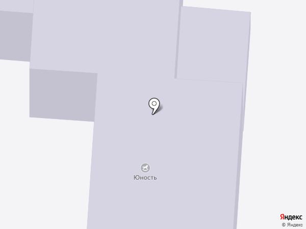 Юность на карте Комсомольска-на-Амуре