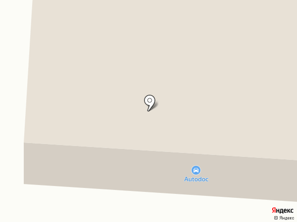 Autodoc на карте Комсомольска-на-Амуре