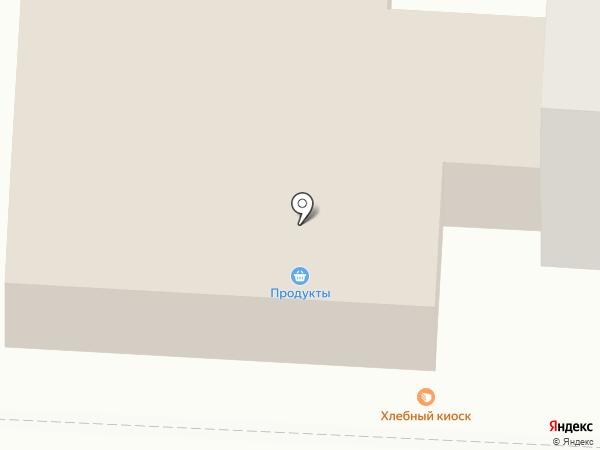 Джаки на карте Комсомольска-на-Амуре
