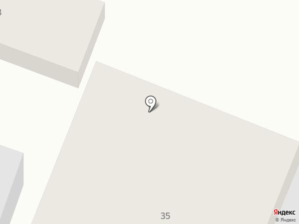 Семейная парикмахерская на карте Комсомольска-на-Амуре