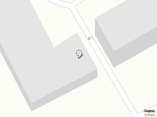 Шиномонтажная мастерская на карте Комсомольска-на-Амуре