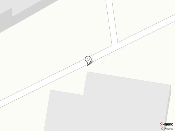 Подушка Лэнд на карте Комсомольска-на-Амуре