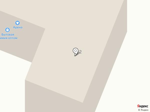 Домовой на карте Комсомольска-на-Амуре