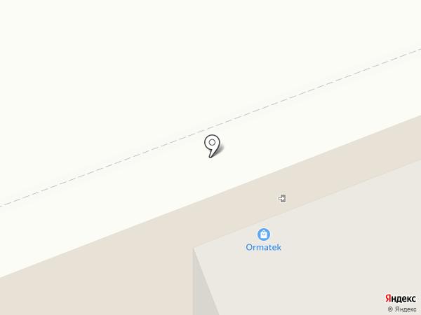 Уютный дом на карте Комсомольска-на-Амуре