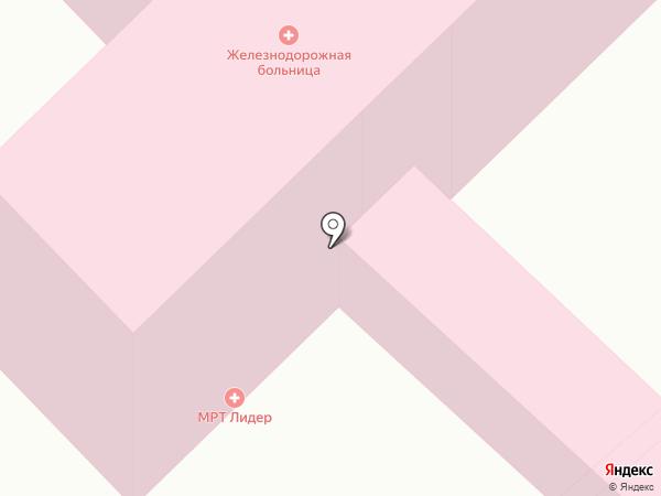 МРТ Лидер на карте Комсомольска-на-Амуре