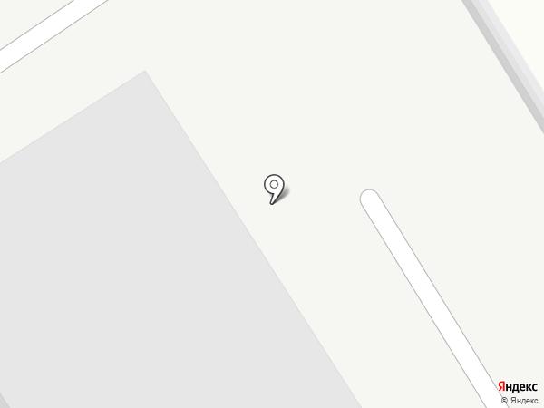 Автобат на карте Комсомольска-на-Амуре