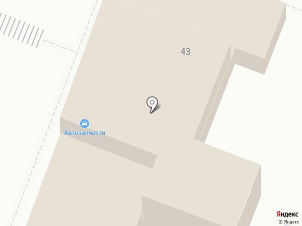 ТРИПЛЕКС-ДВ на карте Комсомольска-на-Амуре