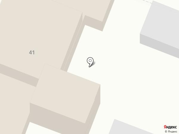 Центр авторазбора и контрактных запчастей на карте Комсомольска-на-Амуре