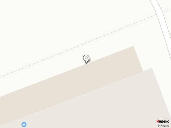Росток на карте Комсомольска-на-Амуре