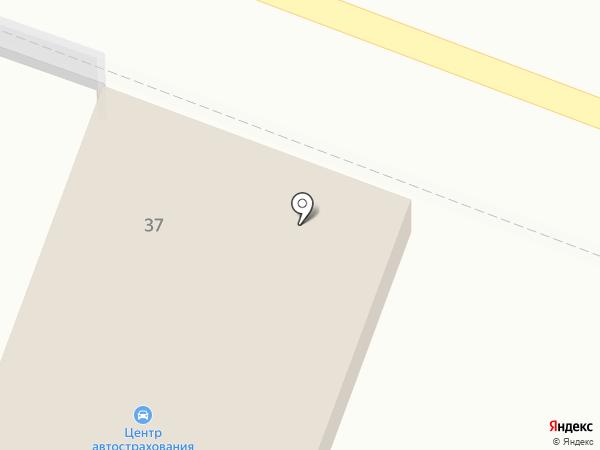 Авторемонт у Дениса на карте Комсомольска-на-Амуре