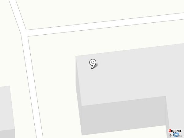 Прокат-ДВ на карте Комсомольска-на-Амуре