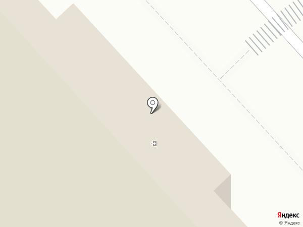 Дворец культуры железнодорожников на карте Комсомольска-на-Амуре
