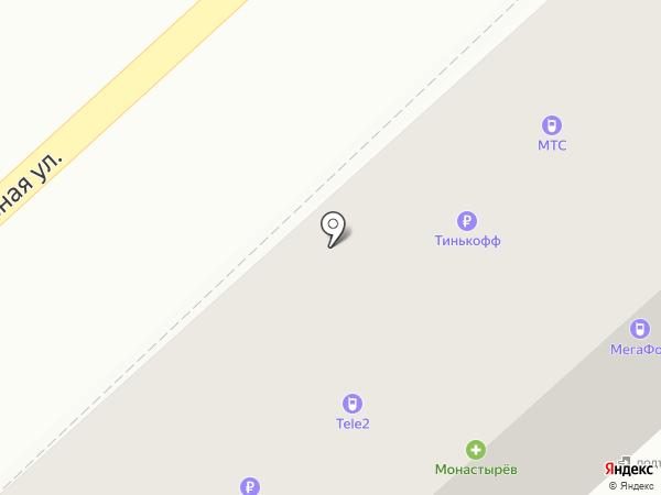 Банкомат, Восточный экспресс банк, ПАО на карте Комсомольска-на-Амуре