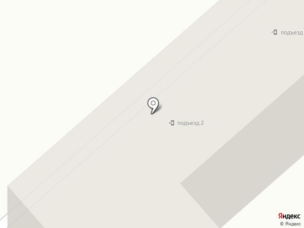 Мастерская на карте Комсомольска-на-Амуре