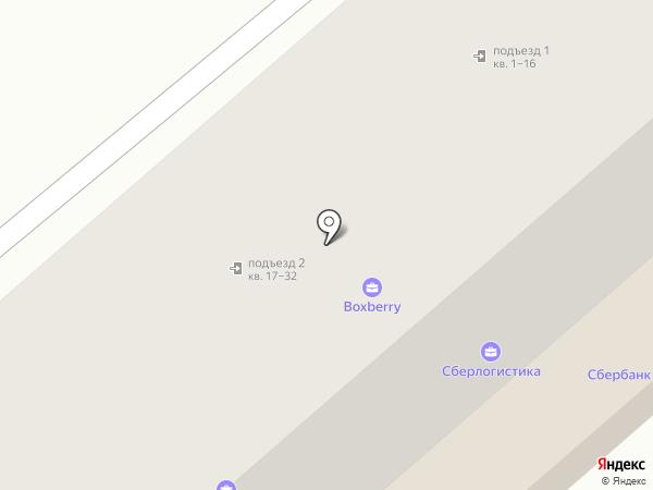 Магазин разливного пива на проспекте Ленина на карте Комсомольска-на-Амуре