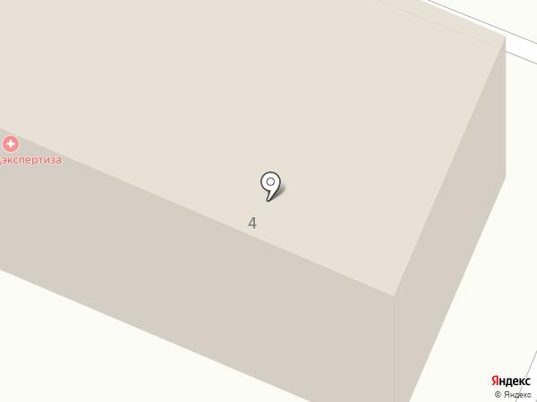 Бюро судебно-медицинской экспертизы, КГБУ на карте Комсомольска-на-Амуре