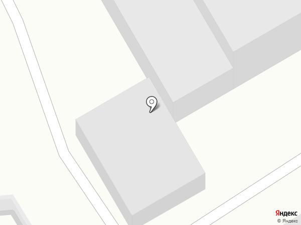 Колор Авто на карте Комсомольска-на-Амуре