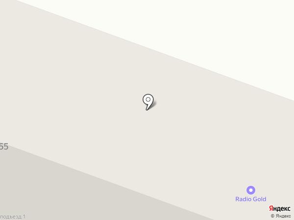 Леон на карте Комсомольска-на-Амуре