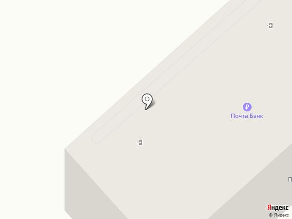 Монро на карте Комсомольска-на-Амуре