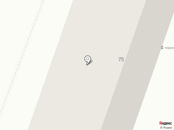 Антаго на карте Комсомольска-на-Амуре