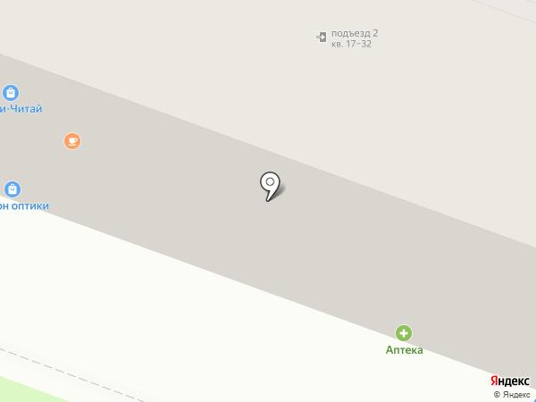 Ералаш на карте Комсомольска-на-Амуре