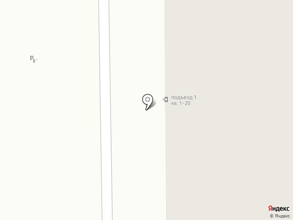 АЭлита на карте Комсомольска-на-Амуре