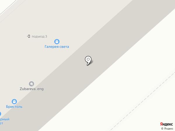 TEX на карте Комсомольска-на-Амуре