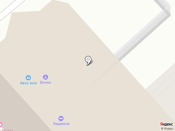 SampleWeb на карте Комсомольска-на-Амуре