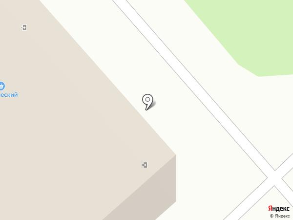 Магазин-бар на карте Комсомольска-на-Амуре