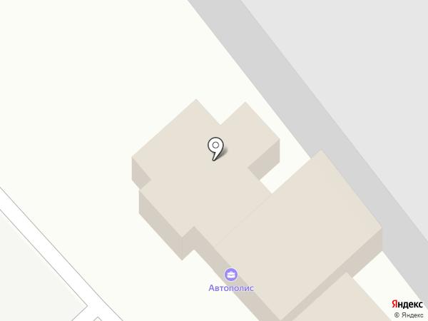 Сервис-ДВ на карте Комсомольска-на-Амуре