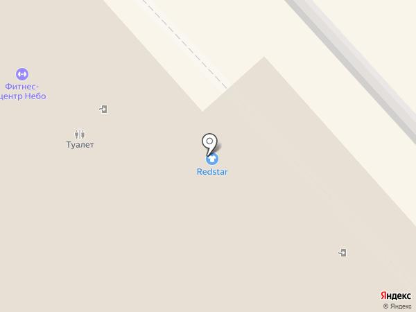 Люкс на карте Комсомольска-на-Амуре