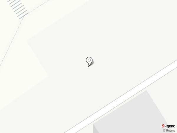 Вторэкометалл на карте Комсомольска-на-Амуре