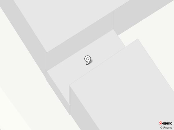 ДВ Сталь на карте Комсомольска-на-Амуре