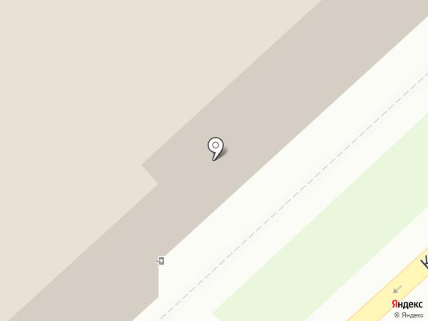 Торгово-сервисная компания на карте Комсомольска-на-Амуре