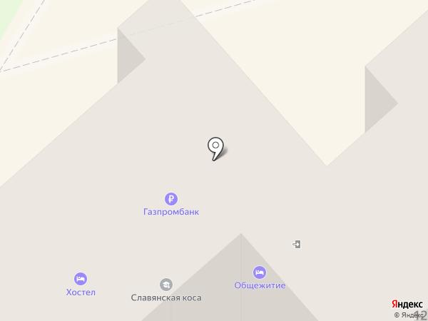 Везёт на карте Комсомольска-на-Амуре