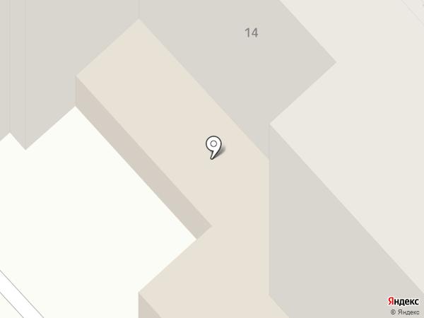 Studio Coffee на карте Комсомольска-на-Амуре