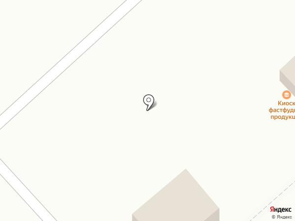 CoffeeCenter на карте Комсомольска-на-Амуре