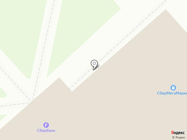 Банкомат, Сбербанк, ПАО на карте Комсомольска-на-Амуре