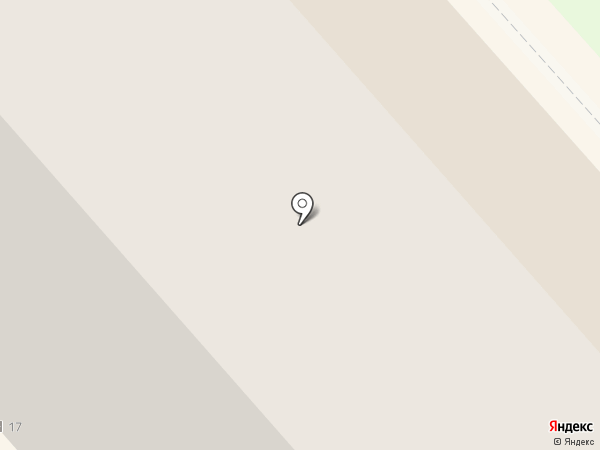 Турист на карте Комсомольска-на-Амуре