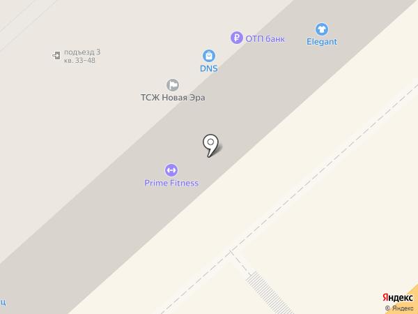 DNS Цифровой на карте Комсомольска-на-Амуре