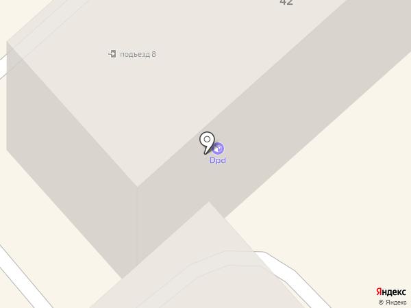 Восточный экспресс банк, ПАО на карте Комсомольска-на-Амуре