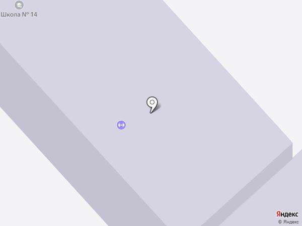 МЕДВЕДЬ на карте Комсомольска-на-Амуре