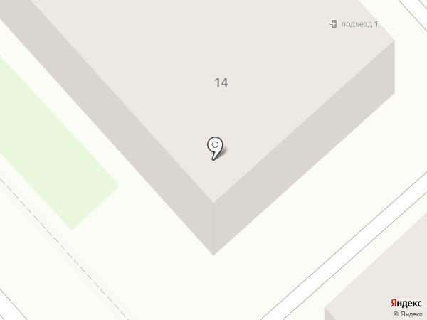 Мебель Ком на карте Комсомольска-на-Амуре