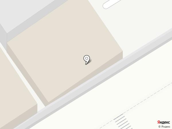AutoPoint на карте Комсомольска-на-Амуре