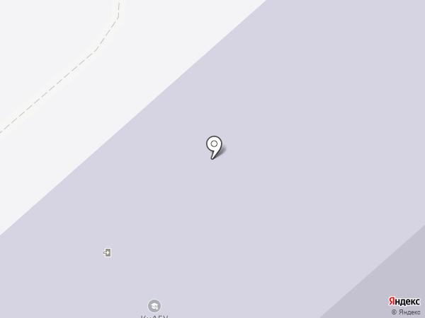 Автошкола на карте Комсомольска-на-Амуре