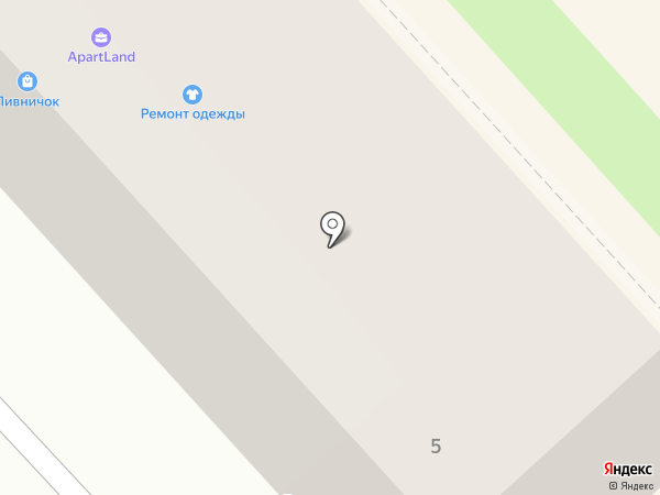 Швейный мир на карте Комсомольска-на-Амуре