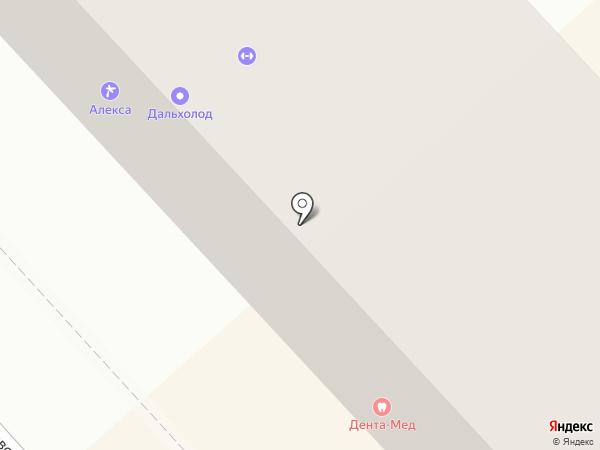 Дуэт на карте Комсомольска-на-Амуре